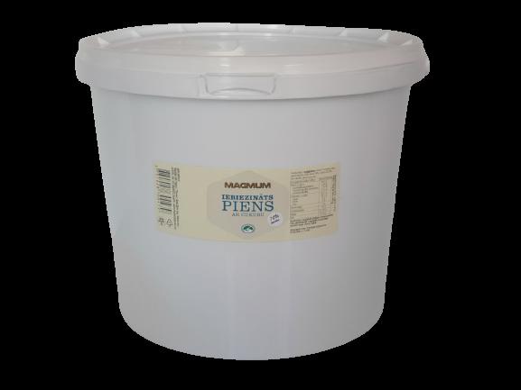 Magmum iebiezināts piens 13 kg.