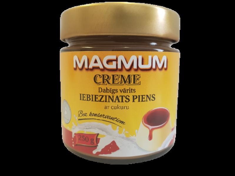 Magmum Creme 250g.
